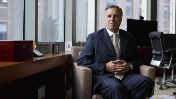 Daniel Pinto, un argentino que se hace acreedor al Nobel del cinismo y la caradurez