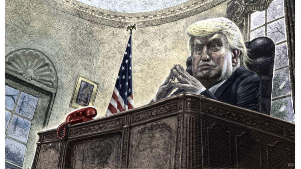 El mundo con Trump y el año 2017