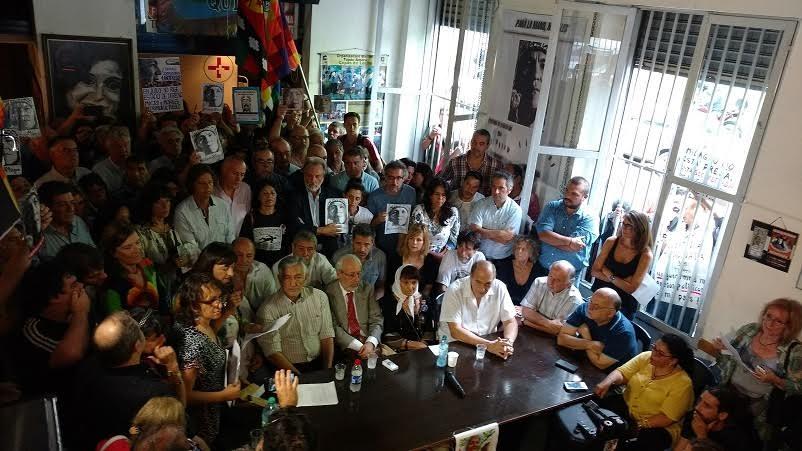 """Saintout: """"Milagro es una presa política, el que lo niegue es cómplice de un gobierno autoritario"""""""