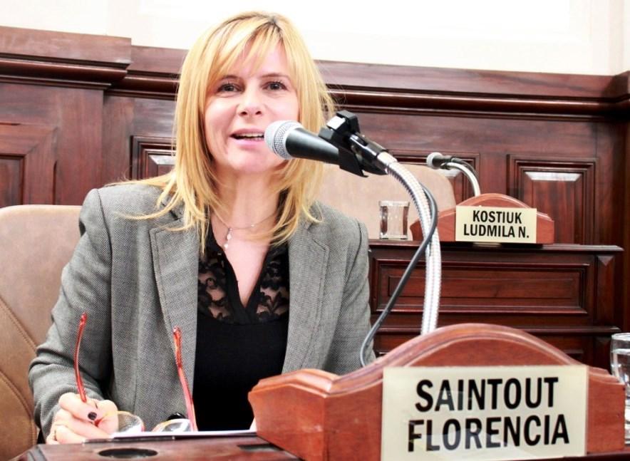 """Saintout: """"Tenemos el compromiso de hacer de La Plata un lugar donde entren todos y todas"""""""