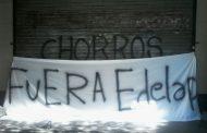 Vecinos de La Plata se movilizaron frente a la falta de respuestas de EDELAP y el abandono del municipio