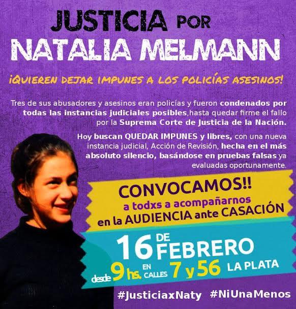Muy grave: en tiempos de violencia de género fuera de control, la abogada Patricia Perelló quiere que los femicidas anden sueltos