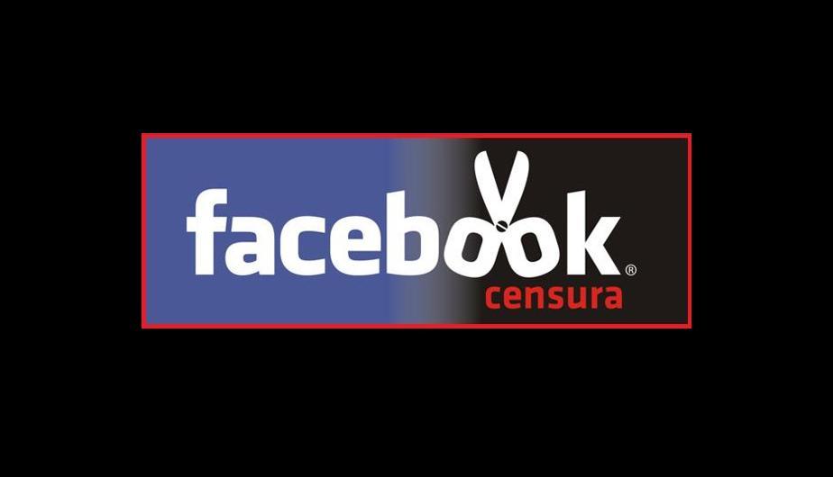 ¡Che Facebook cortala con la censura, que las tetas existen aunque ustedes no se las banquen, a menos que sean comerciales y prostibularias!