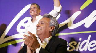 El Consejo Nacional Electoral de Ecuador afirmó que no es posible evitar la segunda vuelta y Correa negó que haya habido fraude