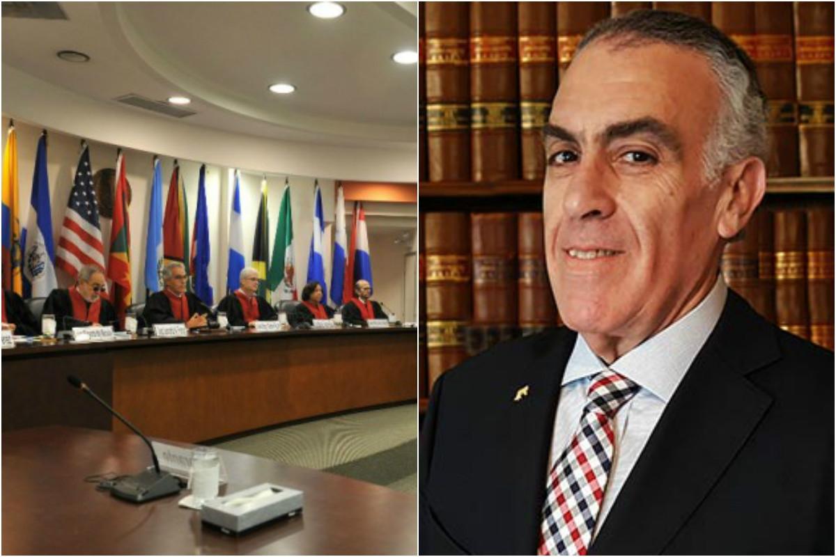 ¡Macri y de Casas compadres…¡ No quieren a un facho represor para Derechos Humanos de la OEA