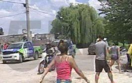 Otro femicidio en Lomas de Zamora: asesinó a su ex pareja de ocho puñaladas y la policía reprimió cuando intentaron lincharlo