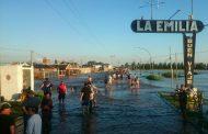 Inundados de Pergamino y La Emilia siguen abandonados por Vidal