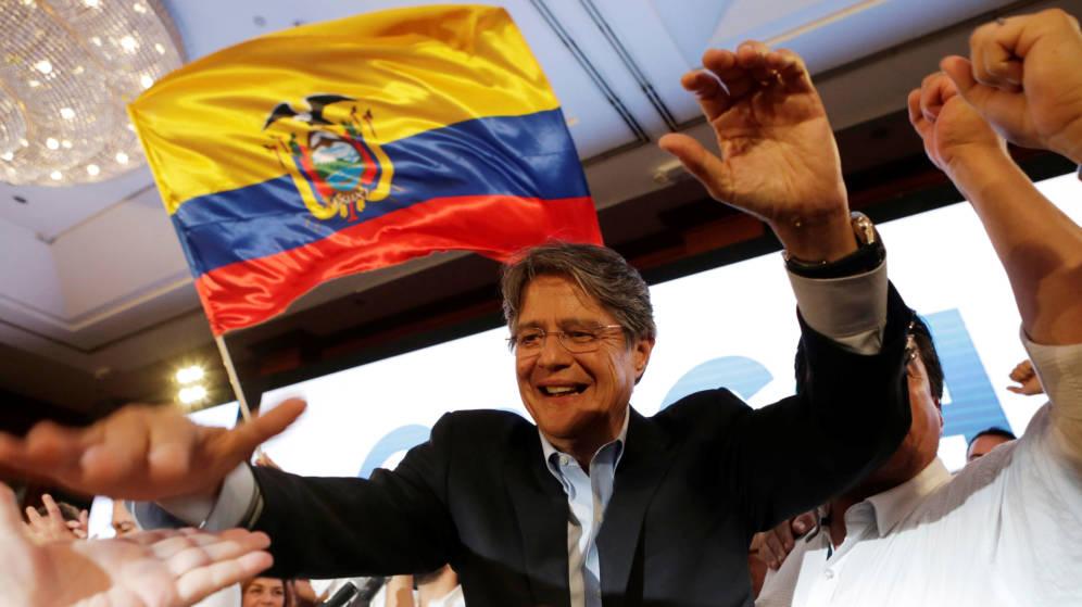 Lenín Moreno se imponía en un Ecuador expectante por resultados oficiales