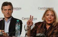 Si los conocidos de siempre made in USA le dicen a Carrió que bardee a Macri, será que Mauricio está en problemas