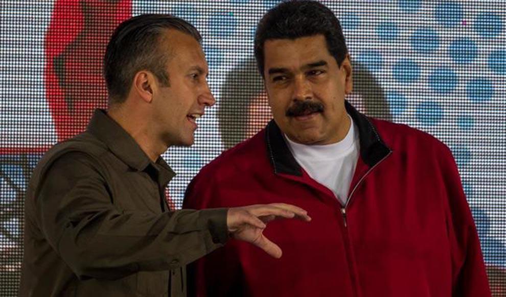 """Maduro: """"Tomaremos todas las acciones legales para desmontar la infamia de Estados Unidos"""""""