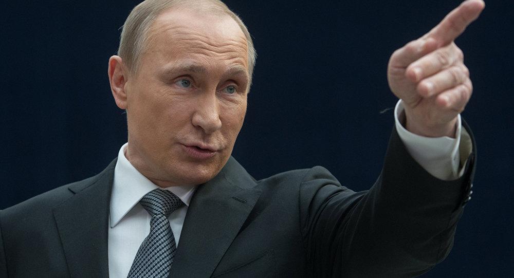 """""""Devuelvan las islas Malvinas"""", le exigió la Rusia de Putin al Reino Unido"""