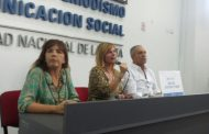 """Al recibir a Cerruti y Alak, Saintout alertó sobre el """"tridente feroz"""" que desangra a América Latina"""