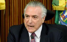 Cada vez más brasileños reprueban a Temer y quieren el regreso de Lula