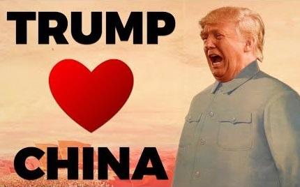 ¿No será que Donald Trump es un agente maoísta?