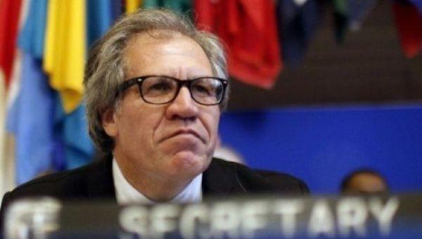 Tras informe injerencista de la OEA, Venezuela acusa a Almagro de dirigir a los sectores más extremistas de la derecha