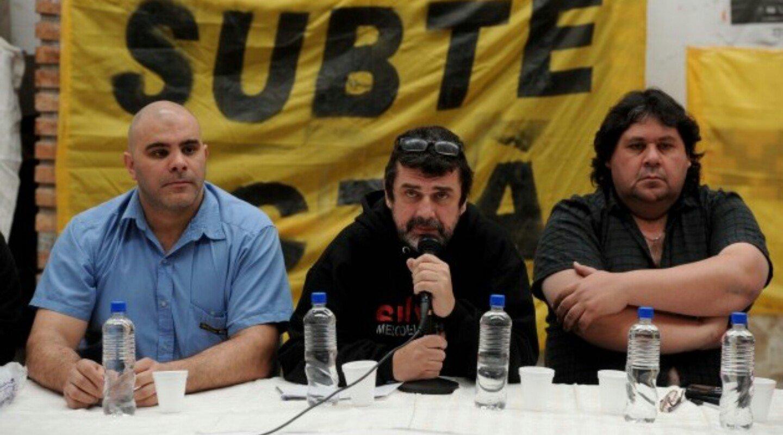 """Quitan personería gremial a los Metrodelegados: """"Esto es una persecución política de Macri y Triaca"""""""