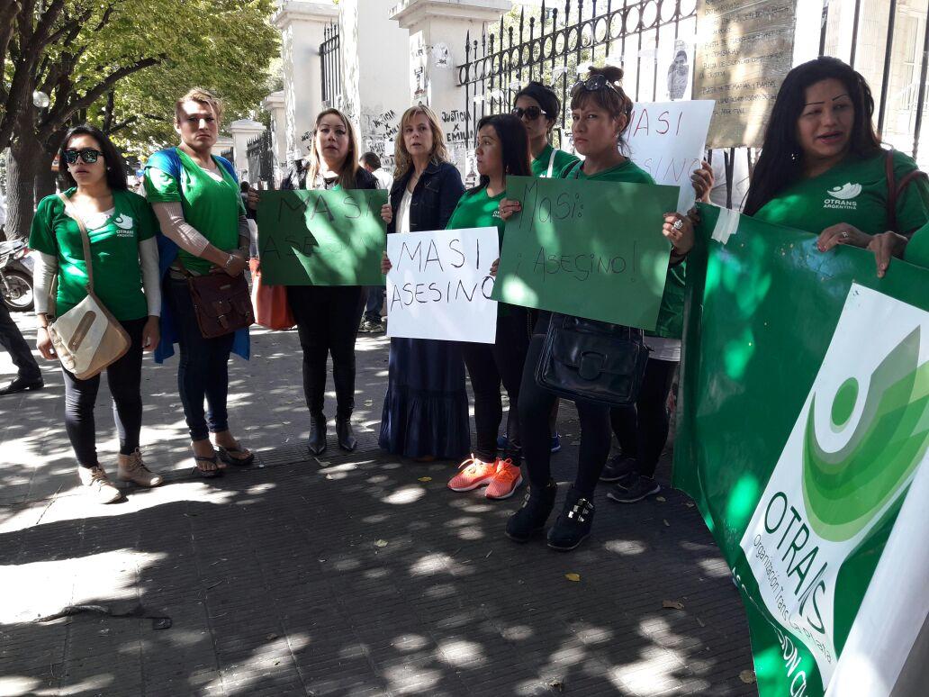 Travesticidio: reclaman justicia por Angie Velásquez, otra víctima del Servicio Penitenciario Bonaerense