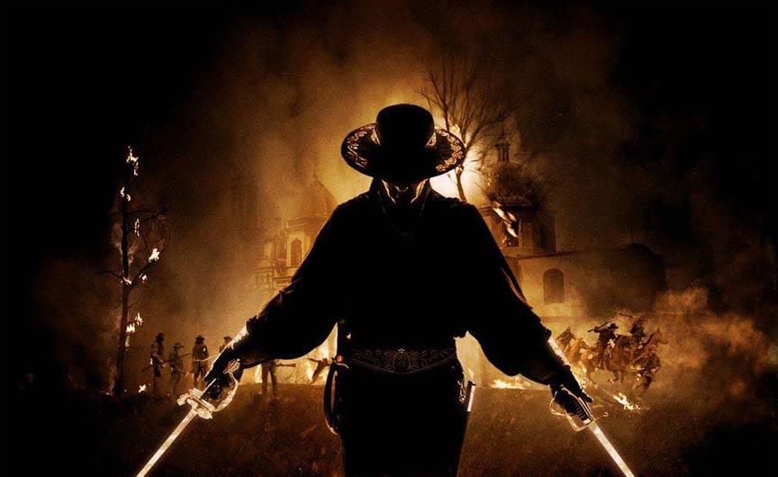 """¡Es para El Zorro que lo mira por TV! y """"¡Joaquín Murrieta vive, carajo!"""", gritan los mexicanos porque quieren recuperar aunque sea algo de California"""