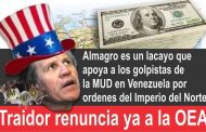 Campaña de mentiras contra Venezuela: lo del autogolpe es una patraña
