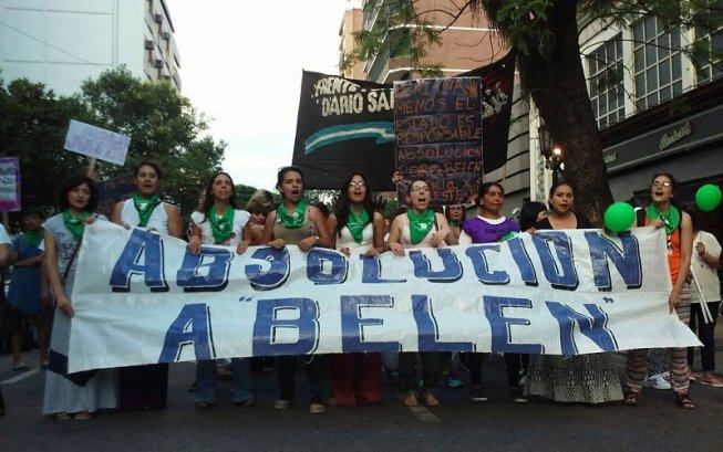 Golpe al poder patriarcal: la Corte tucumana absolvió a Belén, la joven que había sido condenada por un aborto espontáneo