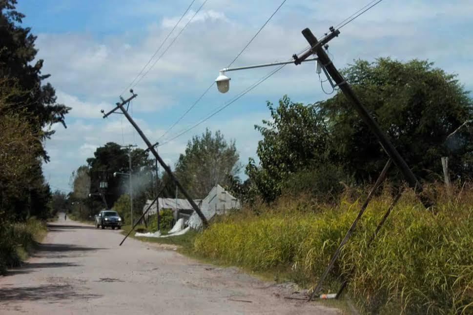 """""""Exigimos a EDELAP y a Vidal se responsabilicen ante las víctimas del temporal del 5 de febrero"""", dijo Florencia Saintout"""