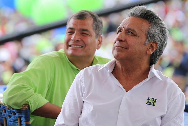 Balotaje en Ecuador: Lenín Moreno crece como favorito sobre el banquero Guillermo Lasso