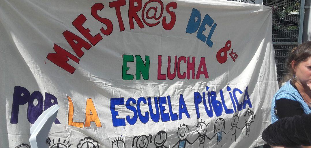 """Fuerte """"Bocinazo"""" en la Ciudad de Buenos Aires por la educación pública"""