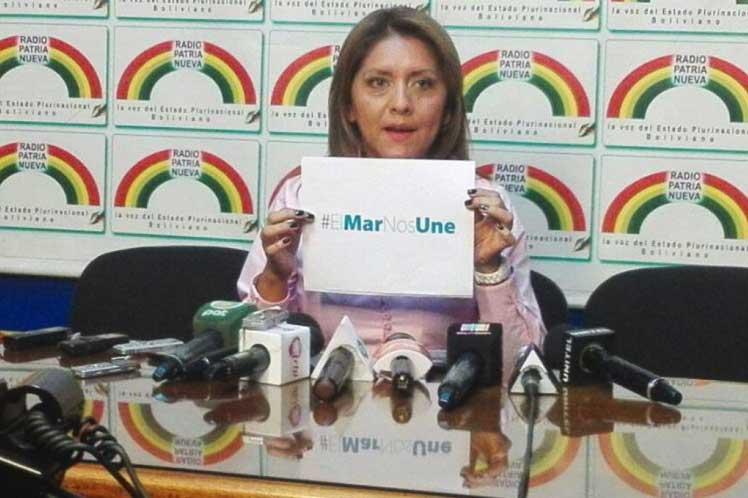Reclamo mundial por una salida soberana al mar para Bolivia