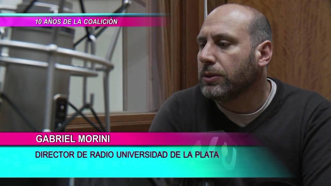 El colega Gabriel Morini, una víctima de la filosofía de la mordaza que impone la gobernadora Vidal para Radio Provincia