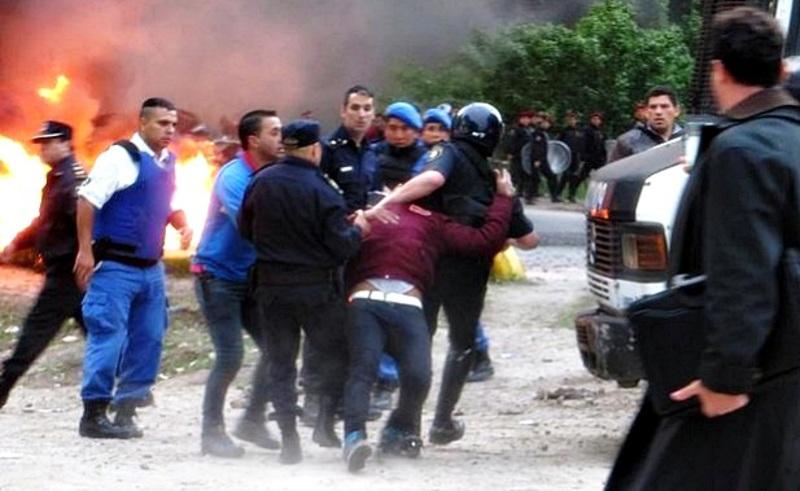 """Al fin y al cabo un soldado, ni siquiera """"consigliere"""" de Macri, el intendente de La Plata odia y sueña con romperle los huesos a los laburantes del bondi"""