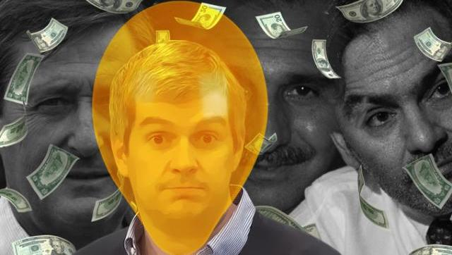 Al mentiroso serial de Marcos Peña se le terminan los espejitos de colores para tapar el desastre económico de Macri