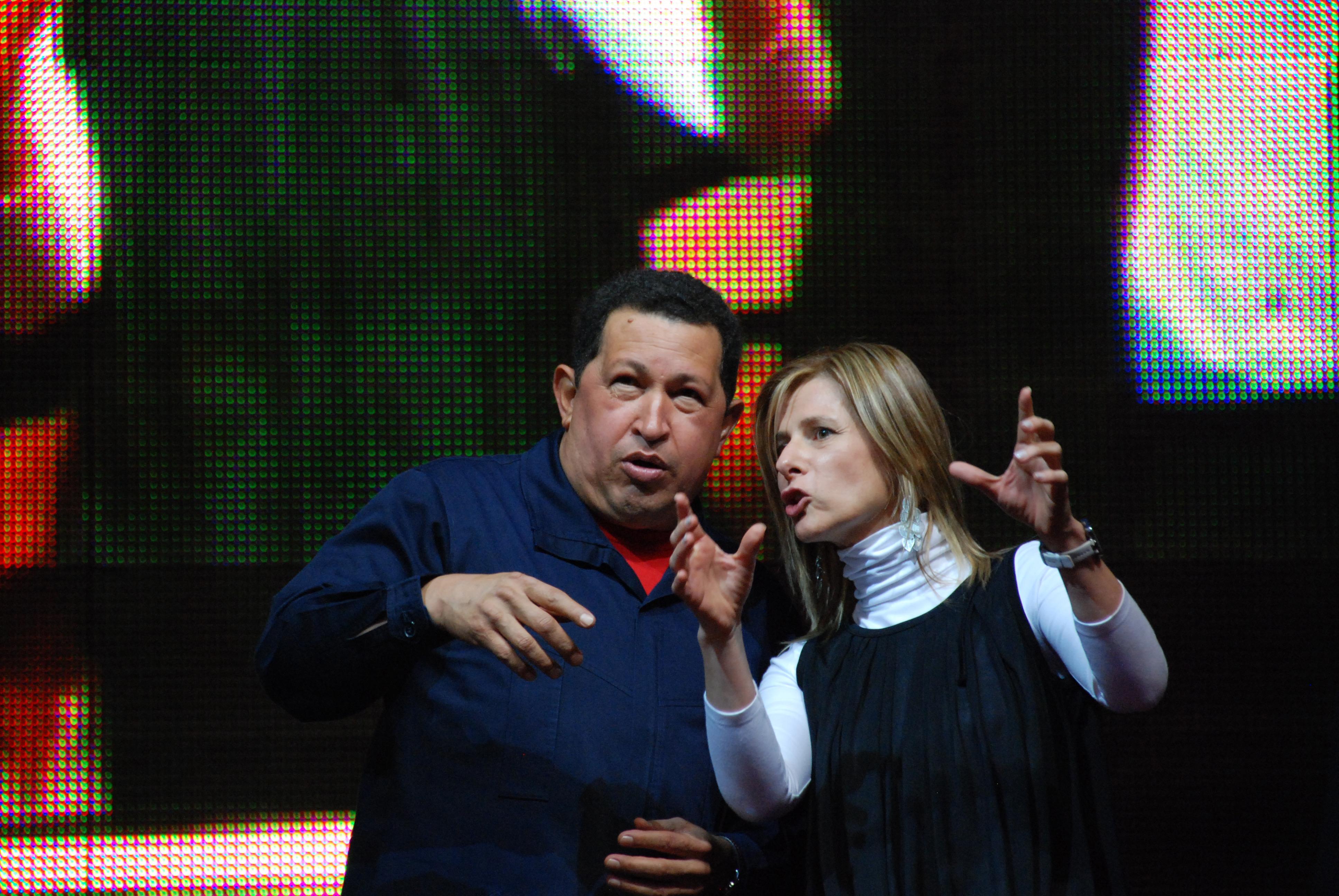 """""""El principal legado de Hugo Chávez fue haber recuperado la historia de las luchas de nuestra región"""", afirmó Florencia Saintout"""