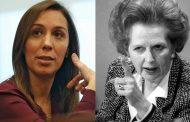 """A """"la Thatcher"""" Vidal le gustan los carneros, no las ideas ni mucho menos la ley"""