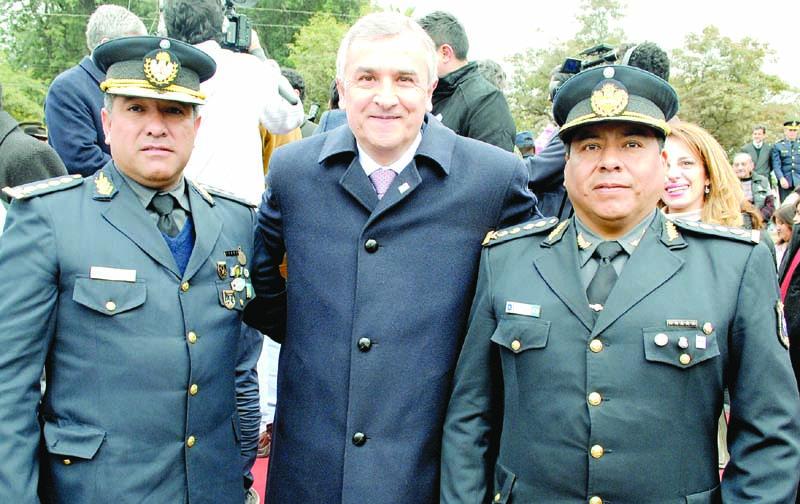 Gerardo Morales protege a sus represores: a cinco días del operativo ilegal dentro de la Universidad de Jujuy, la cúpula policial sigue intacta