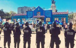 """Intimidación policial en la Escuela Pública Itinerante: """"No hay explicaciones para esta actitud patoteril"""""""