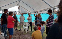 Más de 300 familias en vilo por sus viviendas: Saintout exigió a Garro que reconozca a los vecinos del barrio Las Chacras