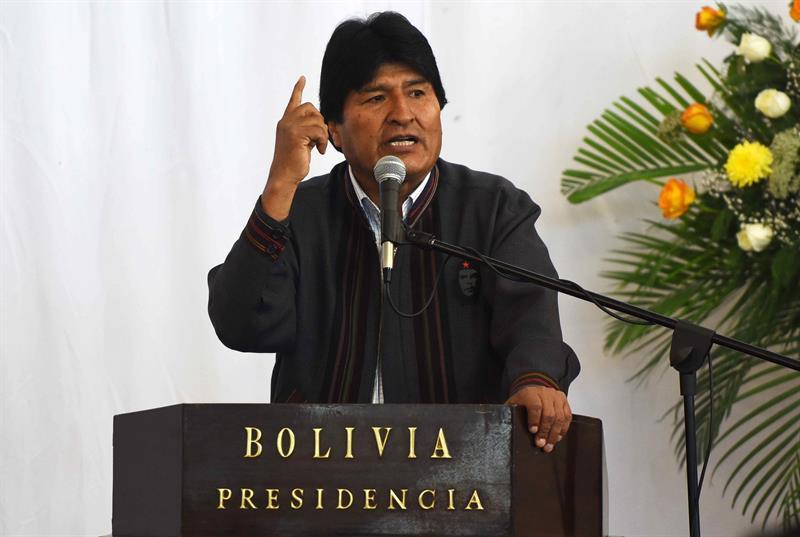 Bolivia condena el intervencionismo de Trump y advierte que una nueva guerra mundial sería fatal para la humanidad