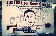 Aquí está, esta es la (In) Justicia argentina: fue absuelto y quedó impune Diego Walter Flores, el cana de gatillo fácil que asesinó a Omar Cigarán