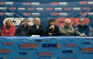 Camino al segundo paro general: las CTA conmemorarán el Día de los Trabajadores en la Escuela Itinerante y harán otra Marcha Federal en junio