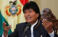 """Evo Morales sobre la OEA: """"Como organismo parido por EE.UU., sigue la metodología del país más golpista del continente"""""""