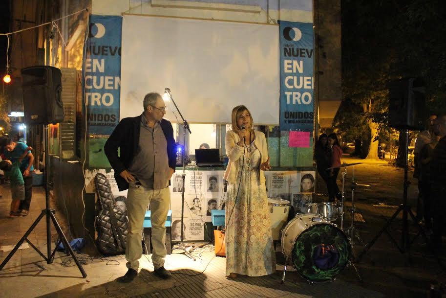 Saintout participó de la inauguración de la Casa del Encuentro en La Plata