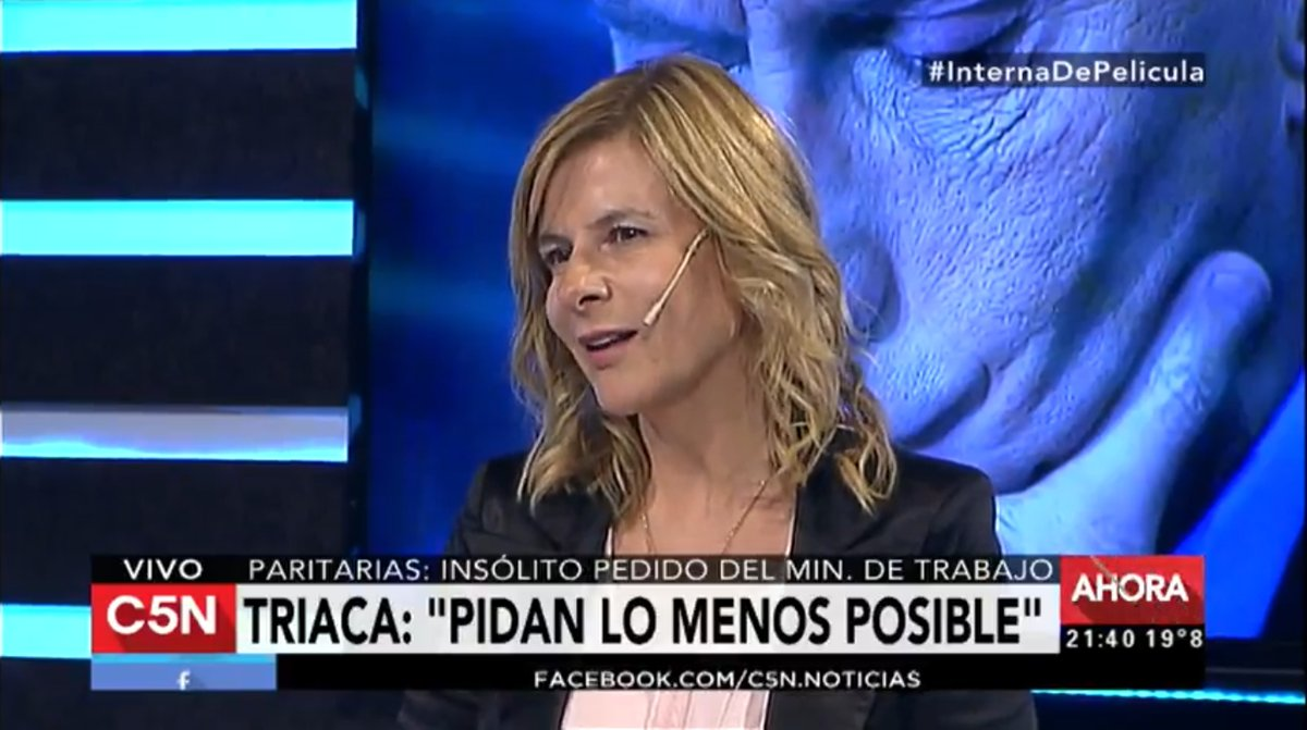"""""""Ante el autoritarismo bestial de Macri, es el pueblo, son los humildes, los que defienden la democracia"""", dijo Florencia Saintout por TV"""