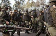 Macri ordenó a Burzaco, jefe inmediato de sus esbirros uniformados que amenace con más represión