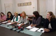 Saintout y sus pares de todos los bloques presentaron un proyecto para declarar la emergencia en Violencia de Género