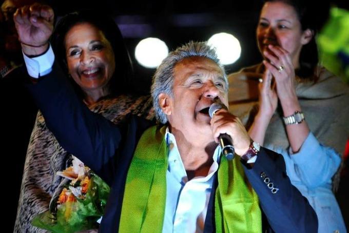 Lenín Moreno hará camino al andar junto a los ecuatorianos
