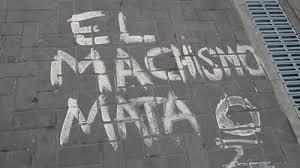 """Mientras el macho bestia sea """"nosotros"""", y el Estado policial/fiscal/judicial/mediático  """"nos"""" proteja, seguirán entonces asesinado mujeres"""