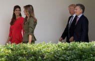 Kim Jong se arrugó frente a los limones argentinos y Trump le ofreció choris a Macri, pero se olvidó de los bondis