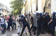 Trabajadores de Prensa repudian el accionar policial y  se solidarizan son sus pares paraguayos tras la represión