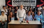 Fuerte apoyo de Florencia Saintout y agrupaciones peronistas platenses al paro general de este jueves