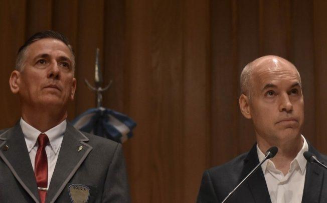 El suspendido represor en jefe de Larreta podría ir preso por coimas
